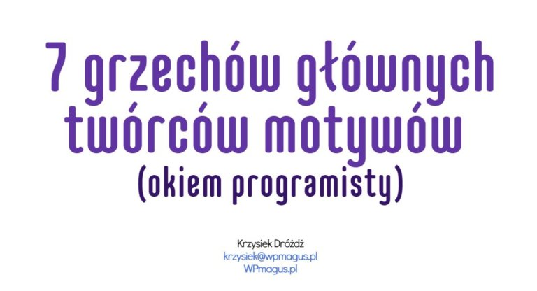 7-grzechow-glownych-tworcow-motywow-programistycznie